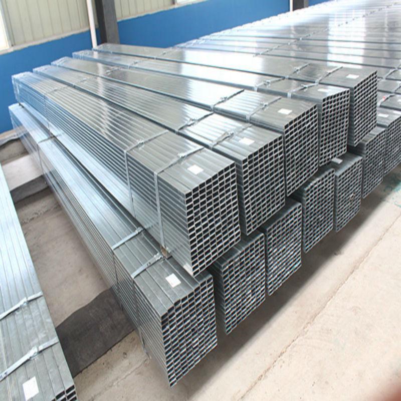 热镀锌方管的镀锌分层和弯曲强度